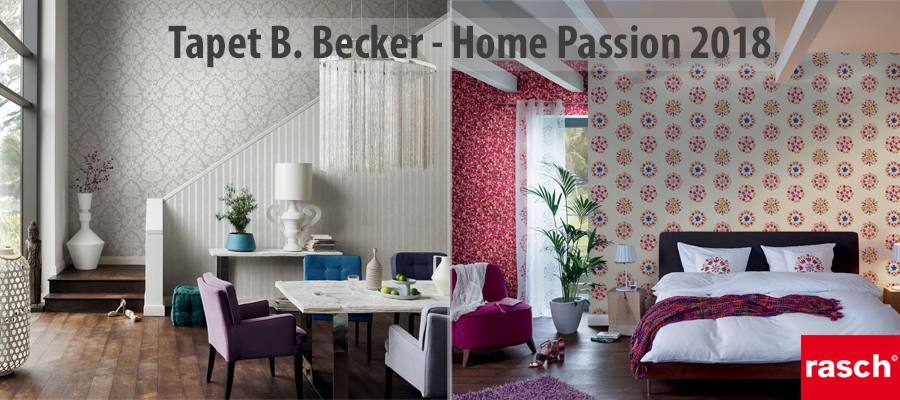 B. B. Home Passion by Barbara Becker 2018