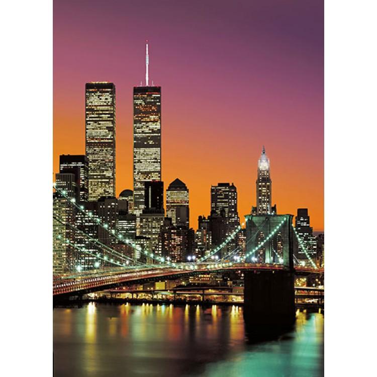 Fototapet New York City 389