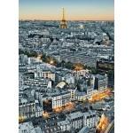 Fototapet Paris Aerial View 434