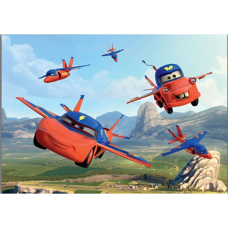 Fototapet Flying Cars 317