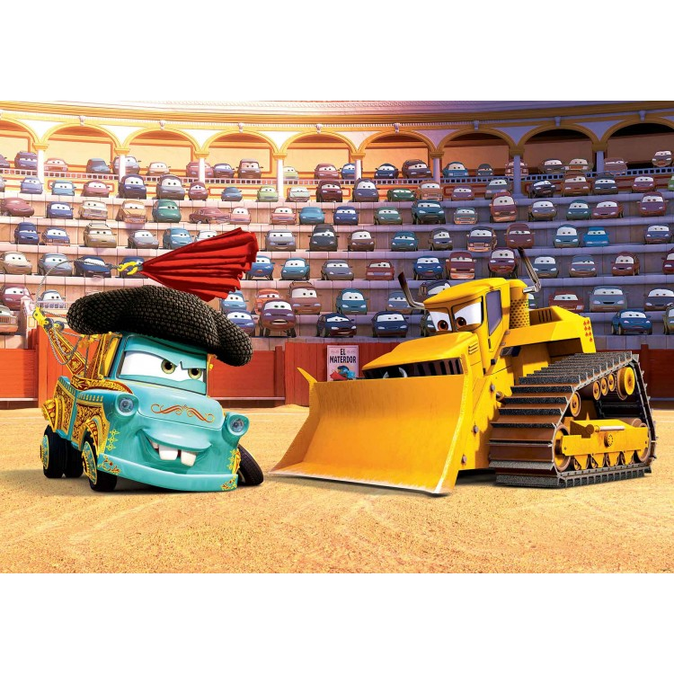 Fototapet Chuy and Cars 759