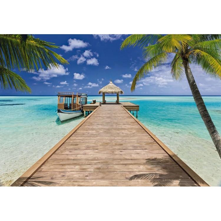 Fototapet Beach Resort 8-921 / 8NW-921
