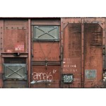 Fototapet Wagon XXL4-001