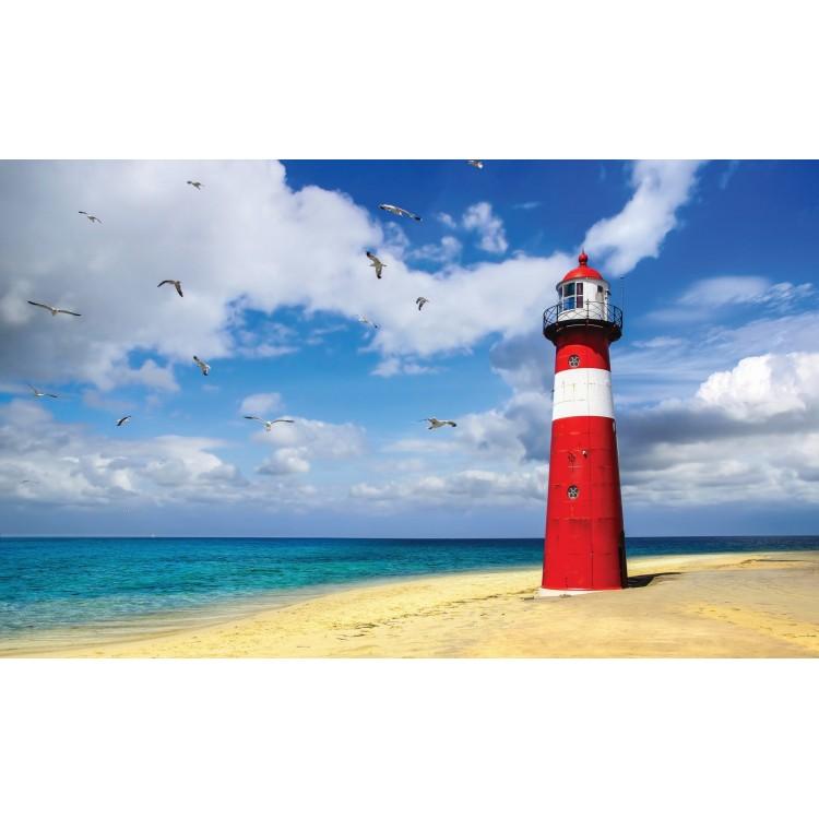 Fototapet Far pe litoral 1329