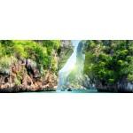 Fototapet Blue Lagoon 137