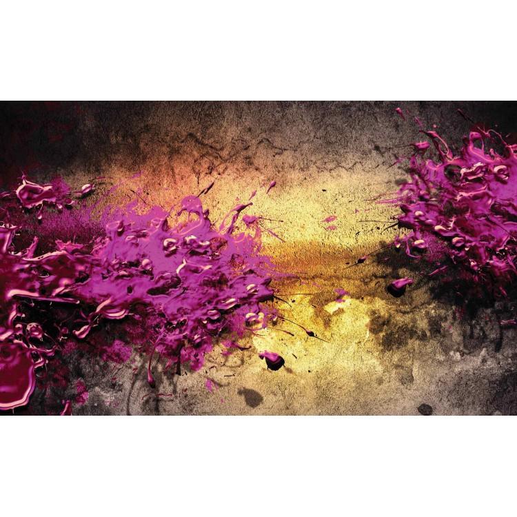 Fototapet O picatura de violet 1376