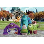 Fototapet Monster University 522