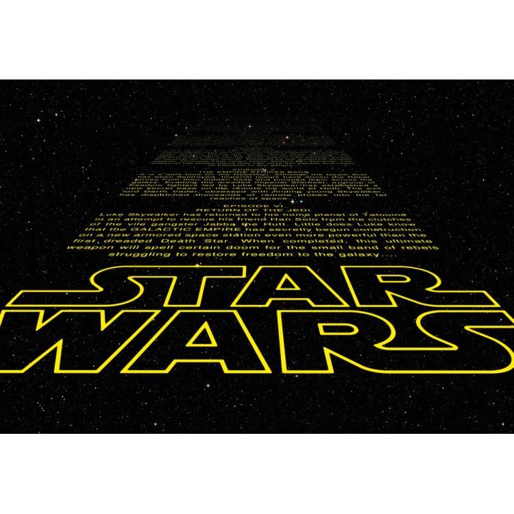 Fototapet Star Wars Intro 8-487