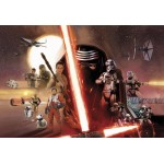 Fototapet Star Wars EP7 Collage 8-492